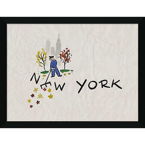 NY Fall Leaves