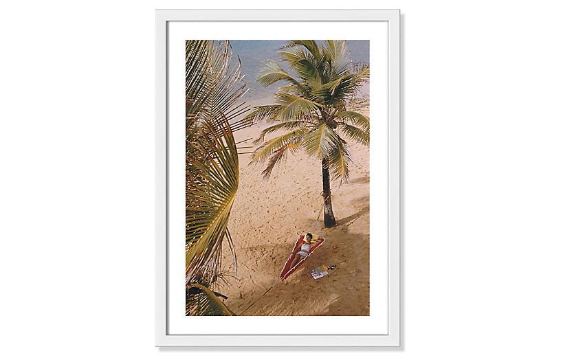 Slim Aarons, Caribe Hilton Beach