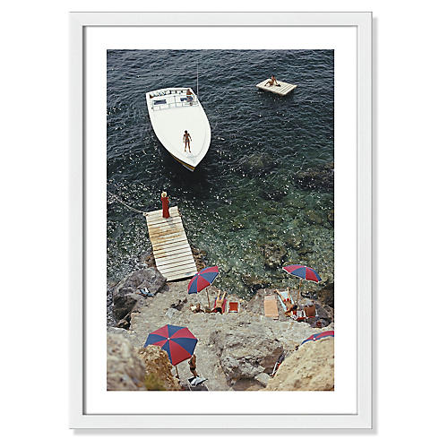 Slim Aarons, Coming Ashore