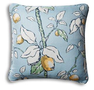 Outdoor Pillows & Throws Header Image