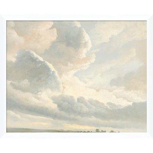 Cloud Sunset Landscape