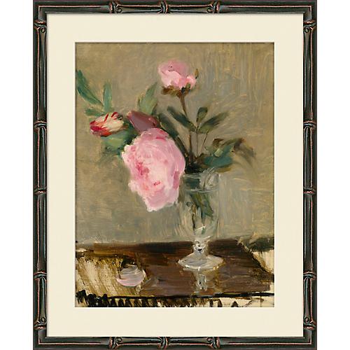 Pink Rose Still Life