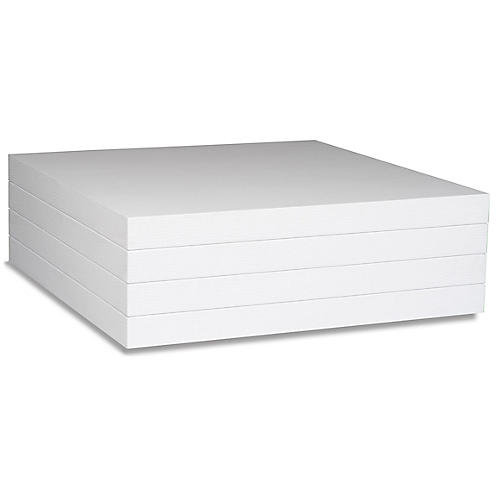 Giselle Coffee Table, White