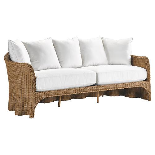 Crespi Sofa, Natural