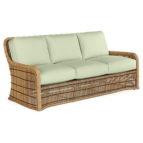 Rafter Sofa, Sea Green