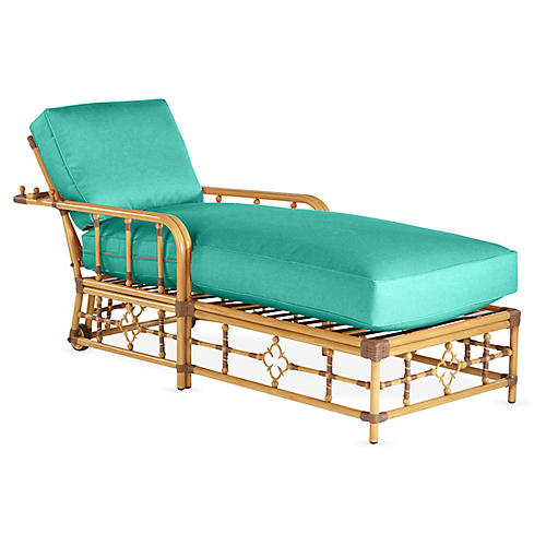 Mimi Chaise, Turquoise