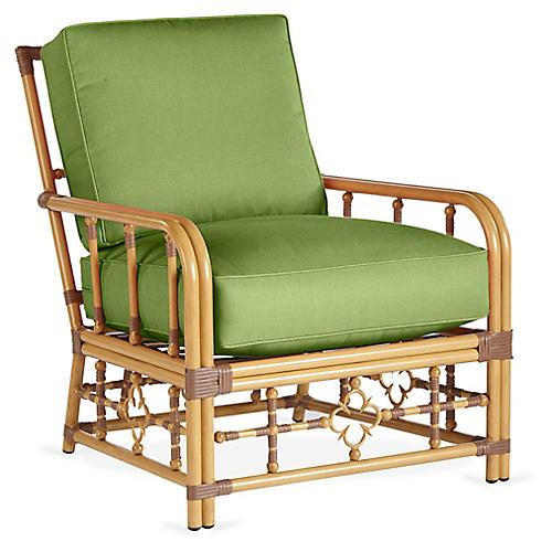 Mimi Lounge Chair, Cilantro