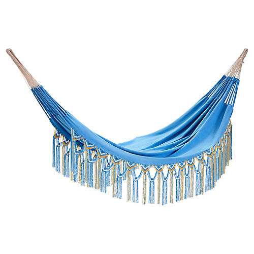 Rosario Hammock, Blue/Yellow