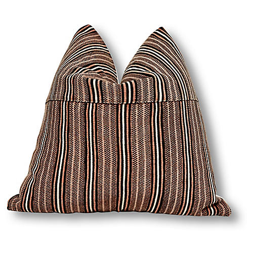 Nomadic 24x24 Pillow, Brown