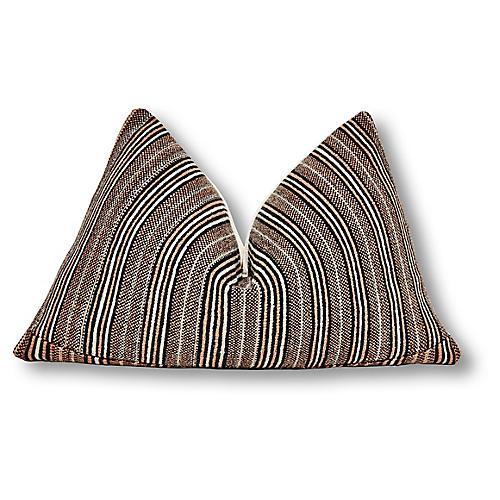 Lark 16x25 Pillow, Brown