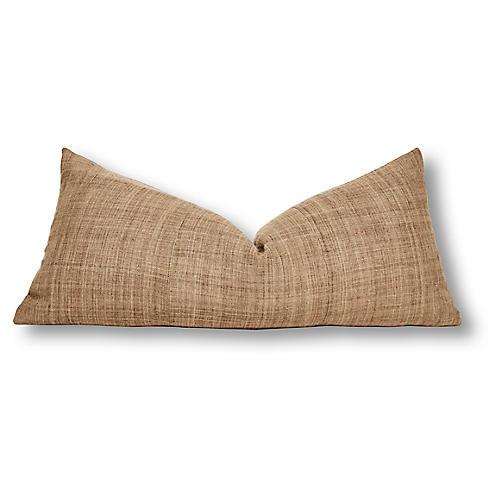 Cait 16x38 Body Pillow, Camel