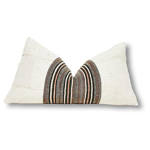Allegra 16x24 Pillow, Natural