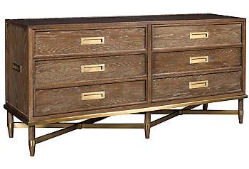 Campaign Dresser Furniture - One Kings Lane