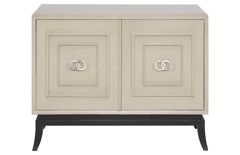 Norlin Sideboard, Light Gray