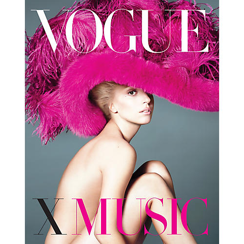 Vogue x Music Lady Gaga Book