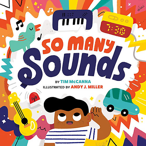 So Many Sounds Kids' Book