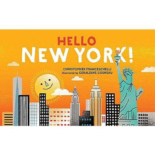 Hello New York! Kids' Book