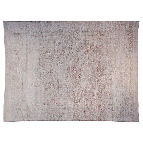 "9'6""x12'6"" Oliver Rug, Taupe"