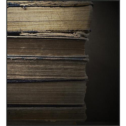 Thom Filicia, Stack of Books