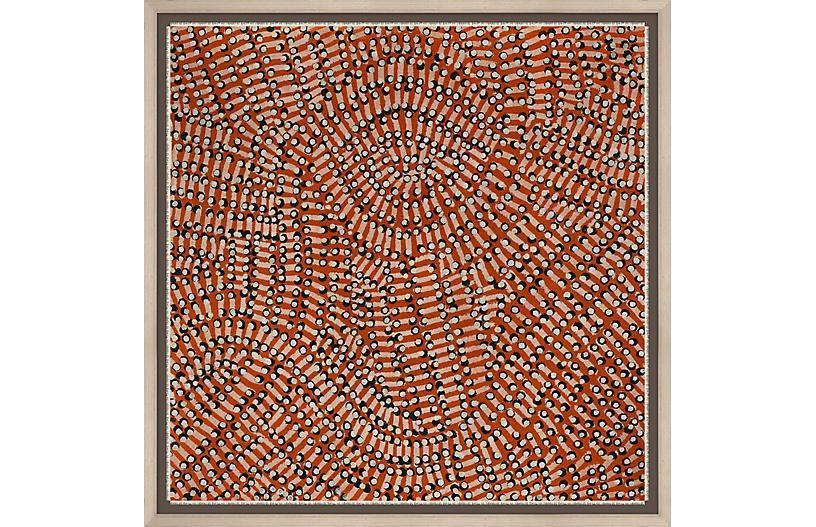 Thom Filicia, Red Pattern II