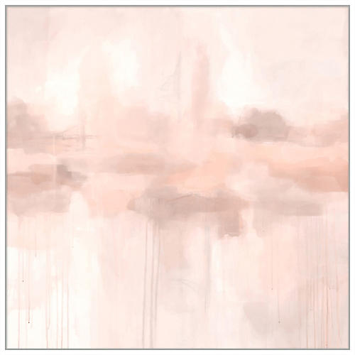 Pink Abstract II