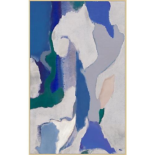 Lillian August, Lavender Waterwall I