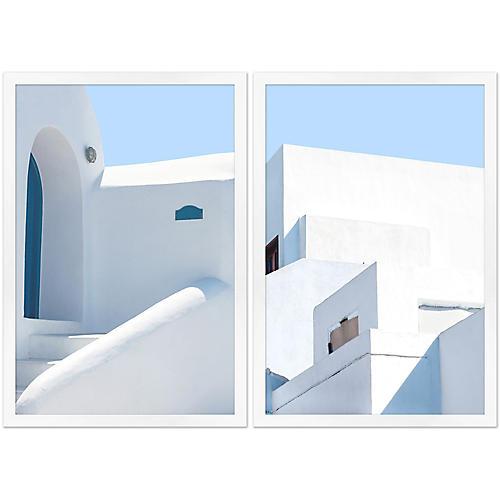 Lillian August, Steps in Santorini 1-2