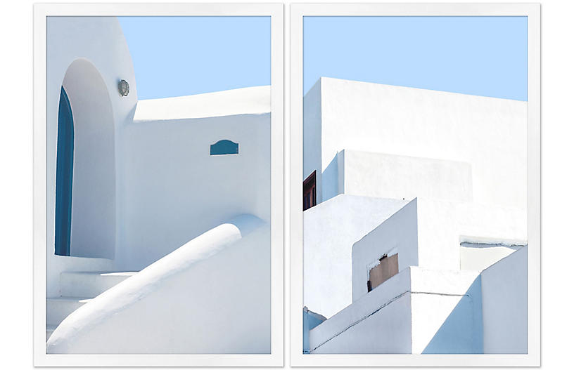 Lillian August, Steps in Santorini 1-2