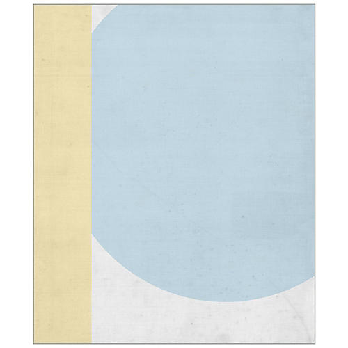 Lillian August, Pastel Geometric II