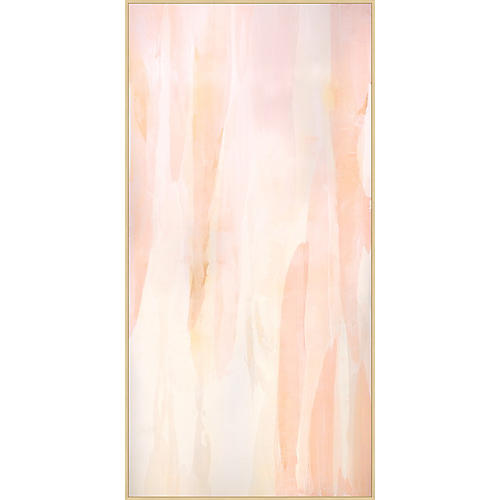Lillian August, Pink Drips I