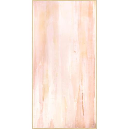 Lillian August, Pink Drips II