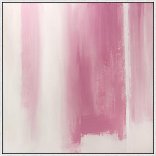 Lillian August, Pink Abstract