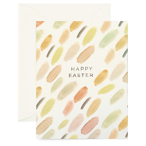 S/8 Easter Wash Greeting Cards