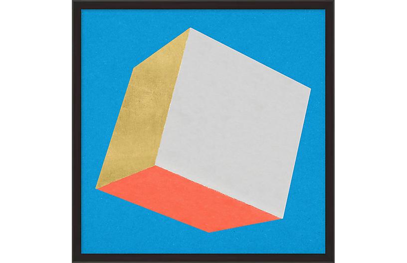 Christopher Kennedy, Golden Cube III