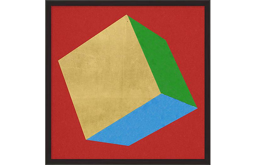Christopher Kennedy, Golden Cube V