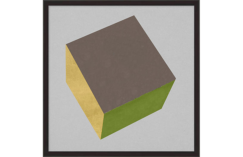 Christopher Kennedy, Golden Cube VIII