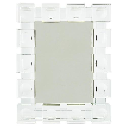 Corina Cube Frame, Crystal