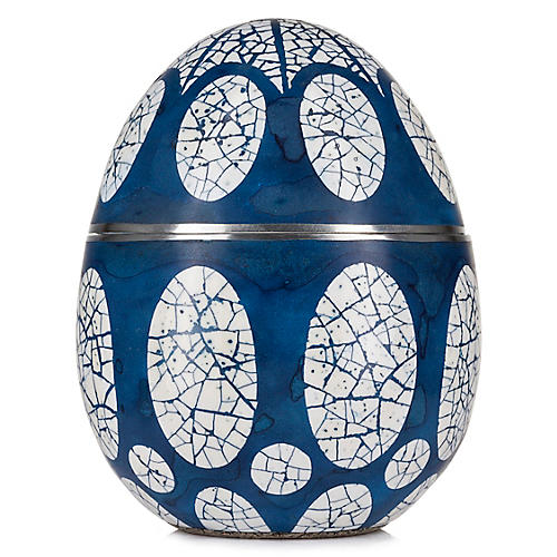 Avoova Egg Candle, African Rainforest