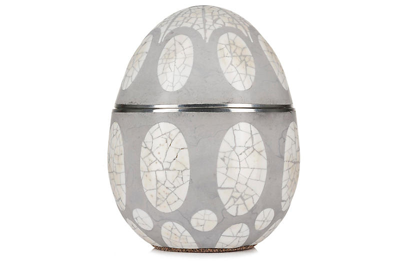 Avoova Egg Candle, Namaqua Lands