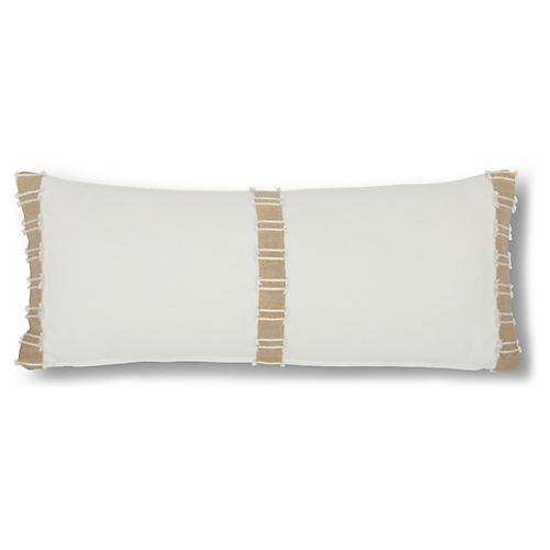 Midori 12x28 Lumbar Pillow, Camel