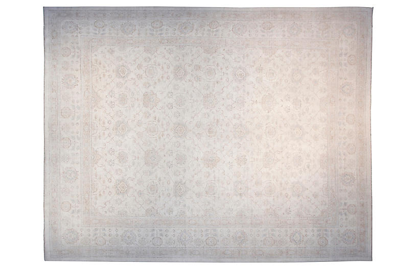 10'x18' Piper Rug, Ivory