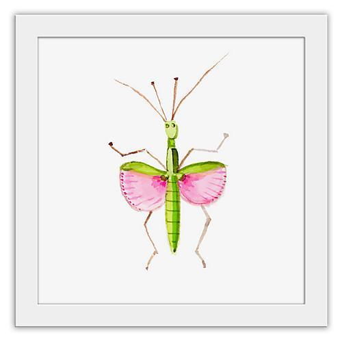 Cathy Graham, Green Bug