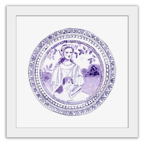 Cathy Graham, Lavender Lady