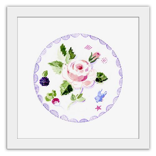 Cathy Graham, Lilac Round