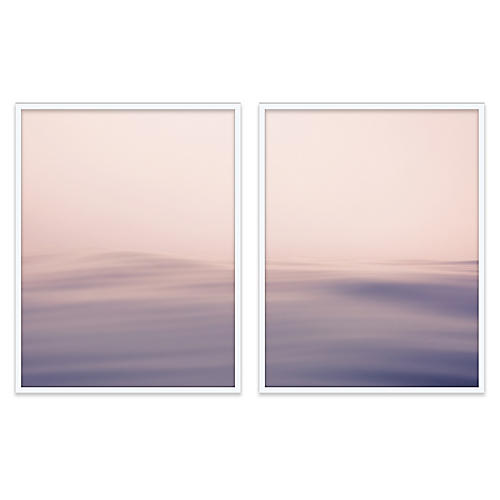 Alex Hoerner, Seascape I Diptych