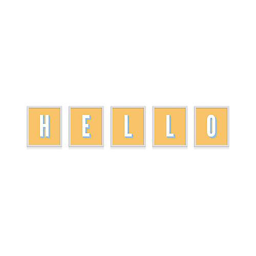 Pencil & Paper Co., Hello