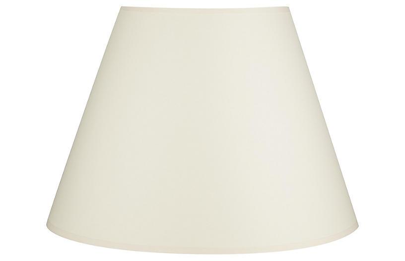 Paper Lampshade, White