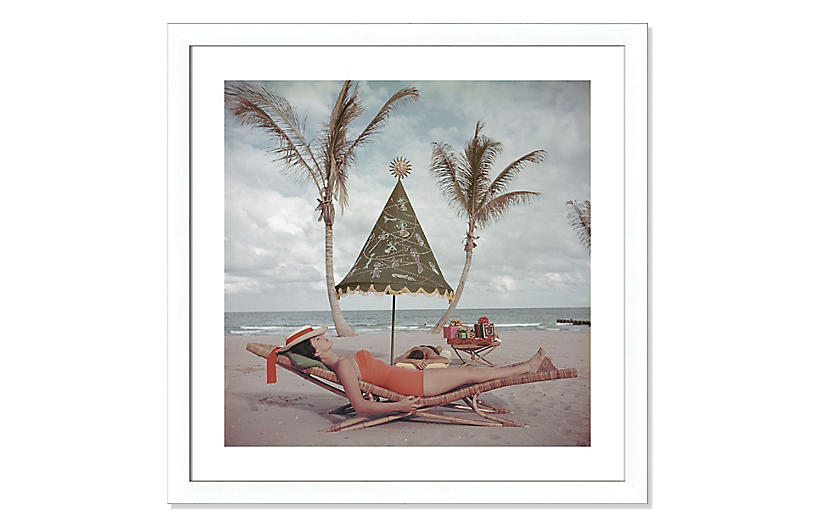 Slim Aarons, Palm Beach Idyll