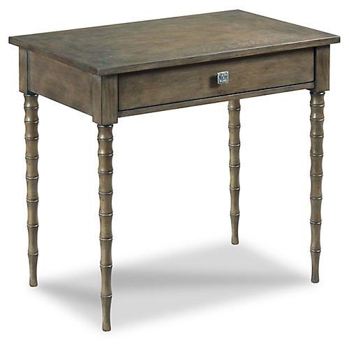 Moselle Side Table, Oak Ash