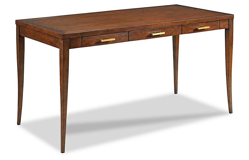 Lebrun Desk, Cherry
